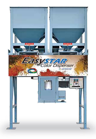 Easystar Color Dispenser